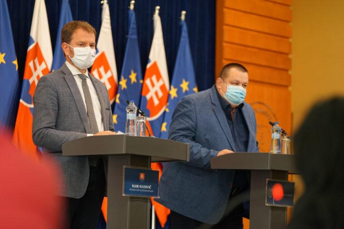 Koronavírus: Na Slovensku pribudlo 72 nakazených, Matovič predstaví plán na otváranie ekonomiky a prevádzok (online)