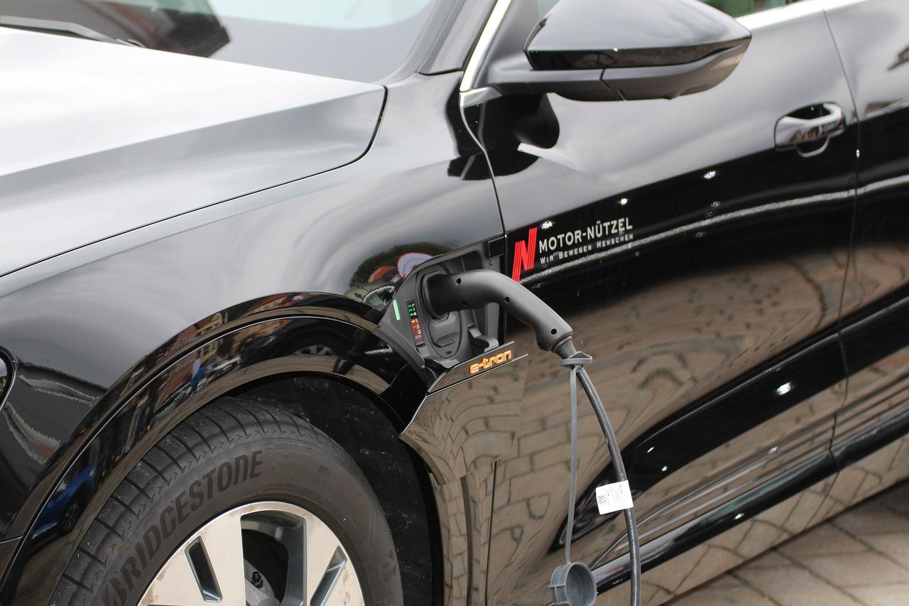 nákup elektromobilu