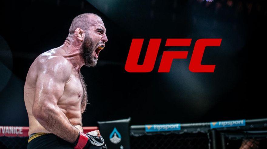 Martin Buday zvíťazil na turnaji Dana White's Contender Series a získal zmluvu s UFC