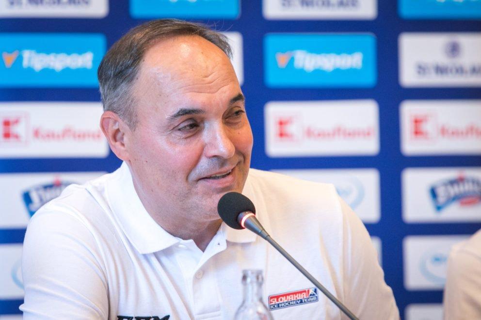 Ernest Bokroš končí ako tréner slovenskej hokejovej reprezentácie do 20 rokov