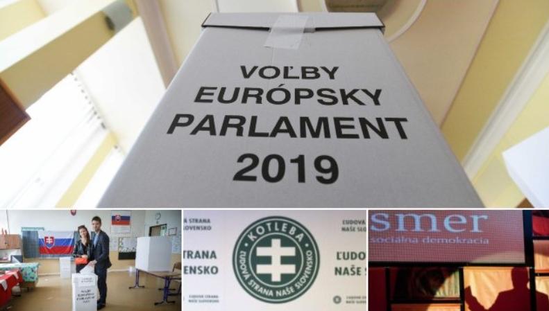 Eurovoľby 2019: Oficiálne výsledky volieb do Európskeho parlamentu (EP) na Slovensku