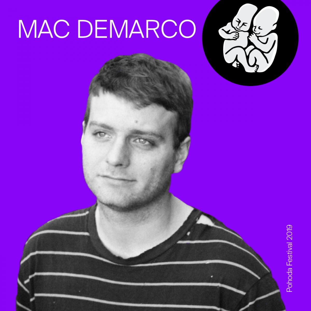 Mac DeMarco na Pohode 2019