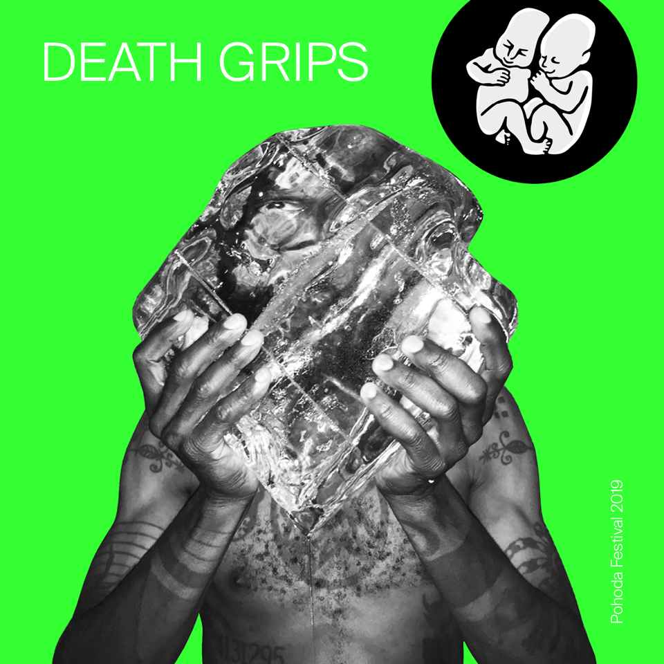 Death Grips na Pohode 2019