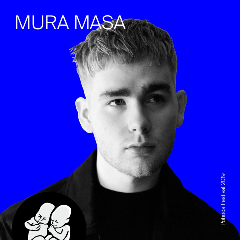 Mura Masa – aktuálny víťaz Grammy na Pohode 2019