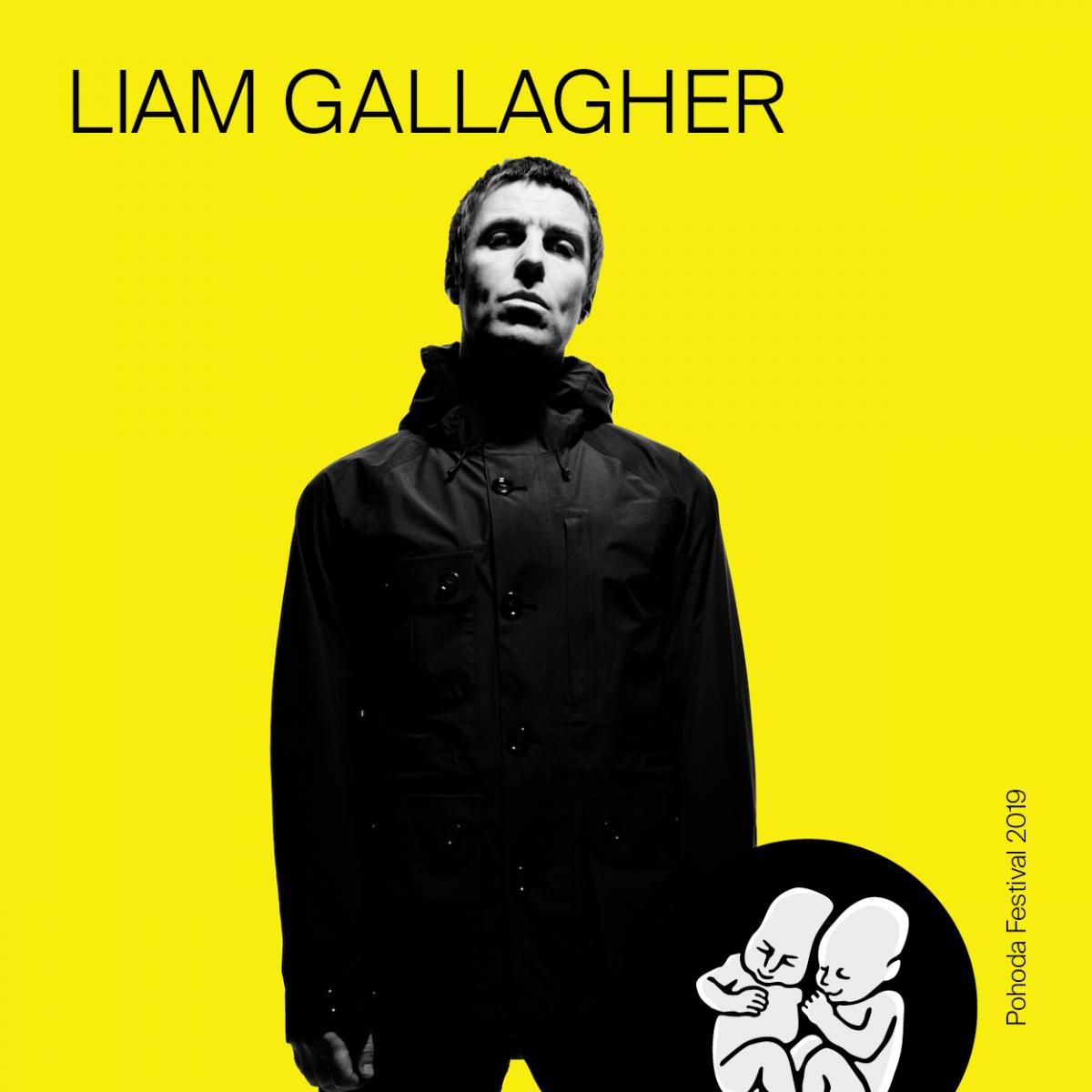 "Liam gallagher – ""posledná rokenrolová hviezda"" na pohode 2019"