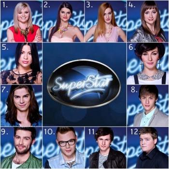 Finalisti a finalistky Česko Slovenskej SuperStar