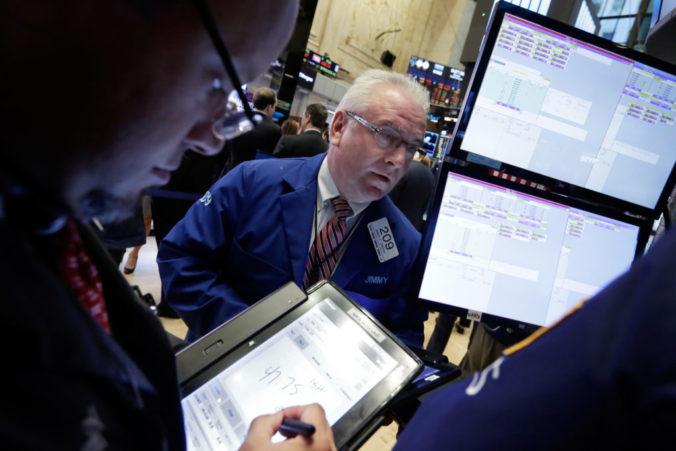Akciový trh v USA posilnil, rástol tretí deň v rade