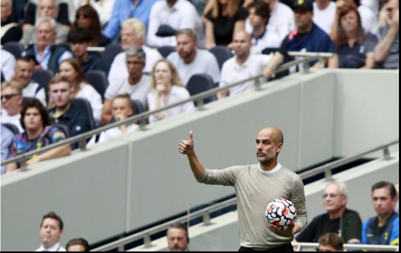Perfektná sobota pre ManCity, Guardiola vytvoril klubový rekord