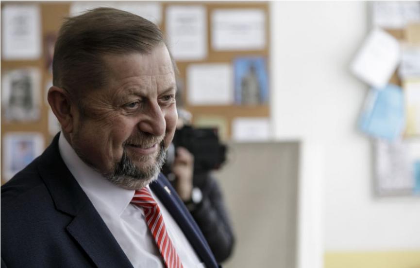 Polícia pátra po bývalom šéfovi Najvyššieho súdu Štefanovi Harabinovi