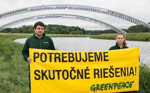 Greenpeace kritizuje programové vyhlásenie vlády, ktoré neobsahuje konkrétne kroky na riešenie klimatickej krízy