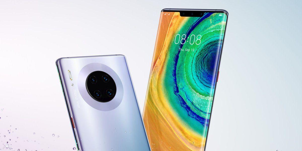 Huawei Mate 30 Pro je od dnes v predaji na Slovensku