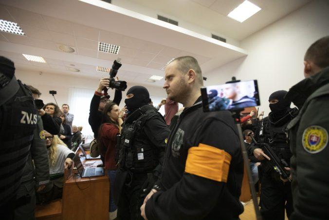 Súd v prípade vraždy Kuciaka: Obžalovaný Marček splnil podmienky na 25-ročný trest, vraví prokurátor