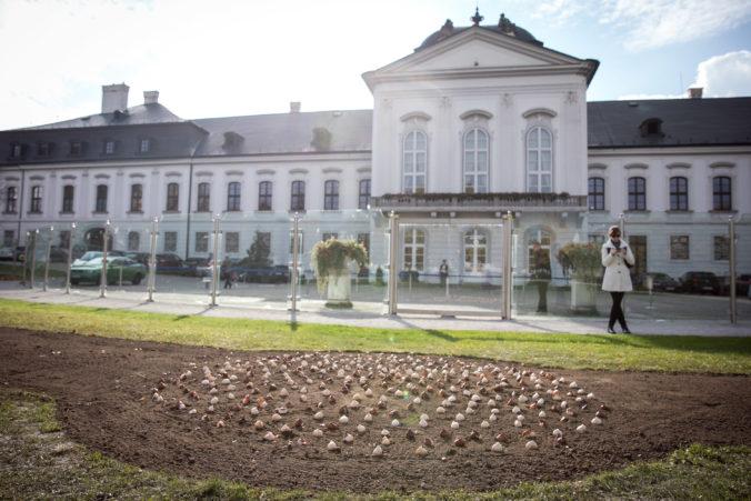Menej plastov, triedenie odpadu a chov včiel. Prezidentský palác zavádza ekologické opatrenia