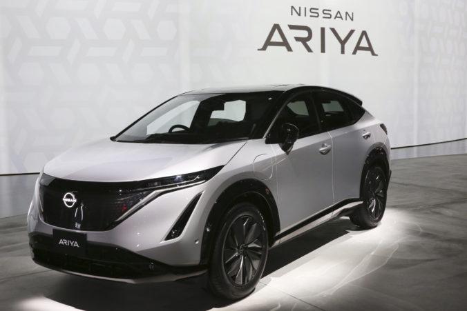 Nissan predstavil svoj nový elektromobil SUV Ariya, uspieť chce najmä na čínskom trhu