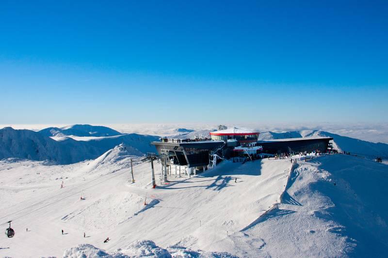 Ako by mohli fungovať lyžiarske strediská či hotely. Navrhli semafor
