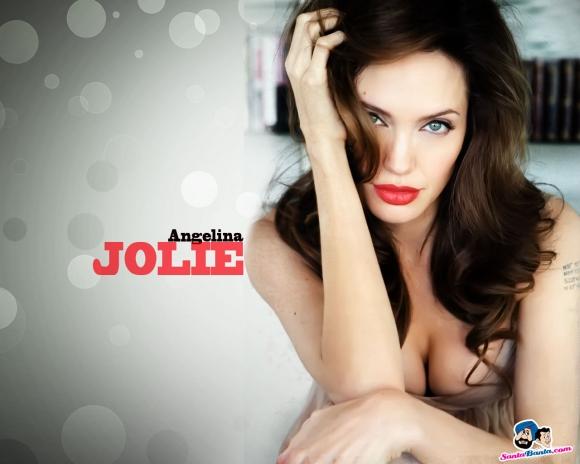 Angelina Jolie Foto: santabanta.com