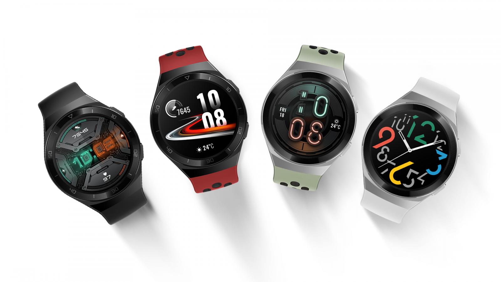 Hodinky série Huawei Watch GT 2 dostávajú aktualizáciu s množstvom noviniek
