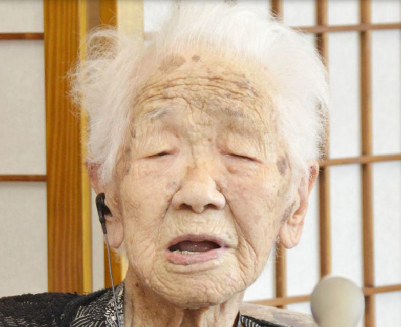 Kane Tanakaová, najstarší človek na svete, oslávila 118. narodeniny