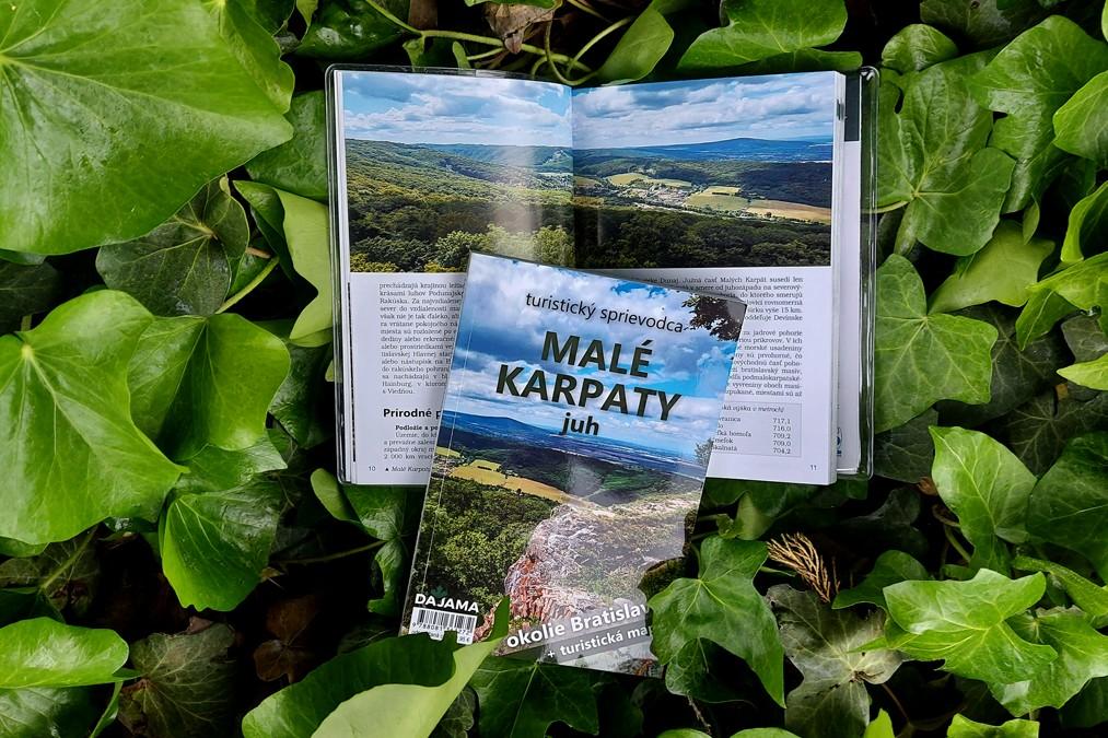 Vyrazte do prírody. Vyšli turistickí sprievodcovia Malé Karpaty
