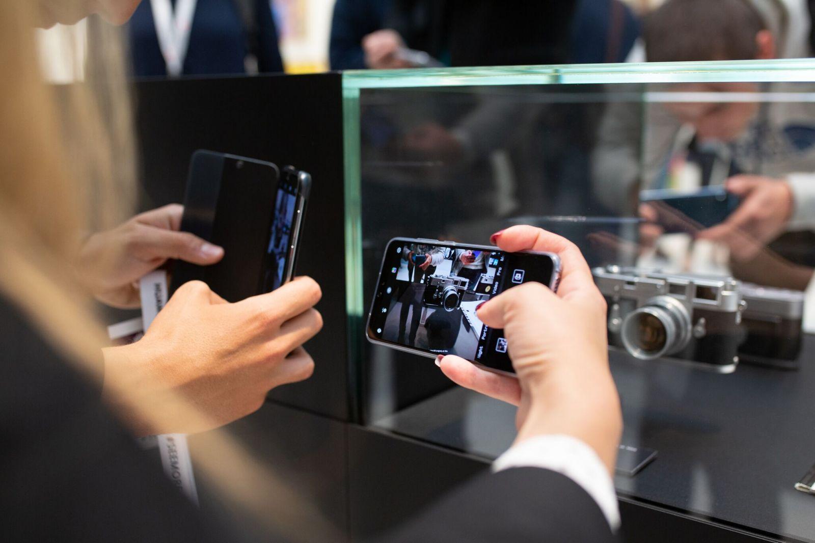 Huawei a Leica v čele revolúcie v mobilnej fotografii