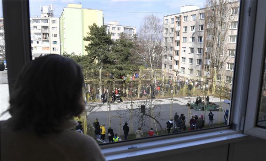 Veľkonočný pondelok v Košiciach spestrili koncerty pod balkónmi