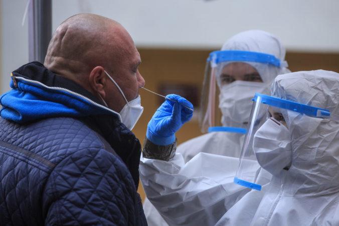 Koronavírus: Na Slovensku pribudlo takmer 1900 prípadov nákazy novým koronavírusom