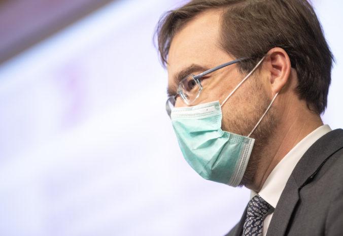 Minister zdravotníctva Krajčí predloží na rokovanie vlády štatút pandemickej komisie
