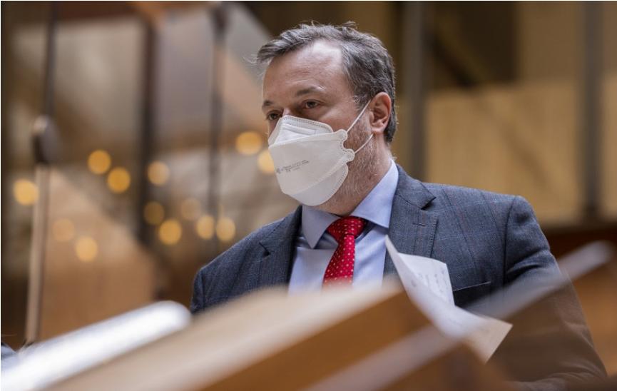 Krajniak:Líder OĽANO I.Matovič si chce ešte prejsť legislatívne návrhy