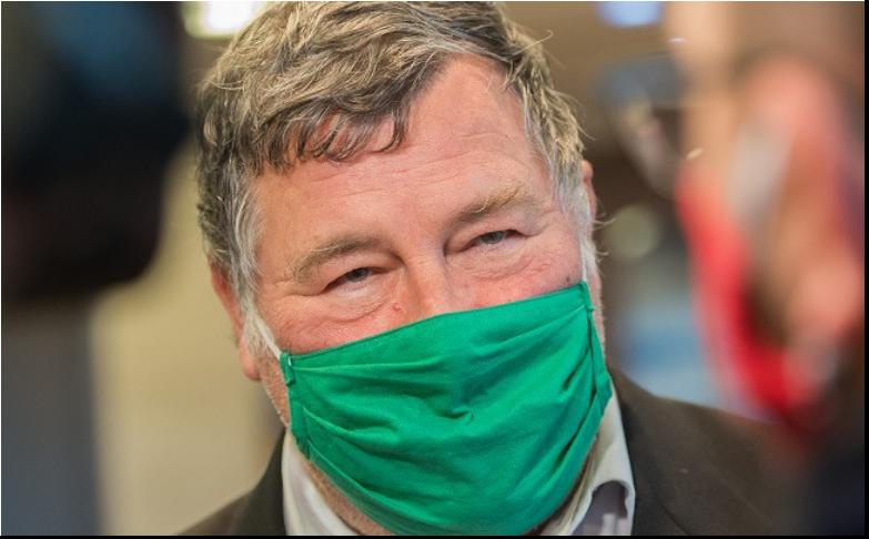 V. Krčméry predpokladá, že ďalšia vlna pandémie príde v auguste