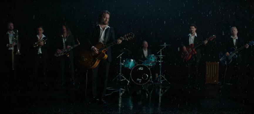 Skupina Kryštof predstavuje videoklip k piesni s Karlom Gottom