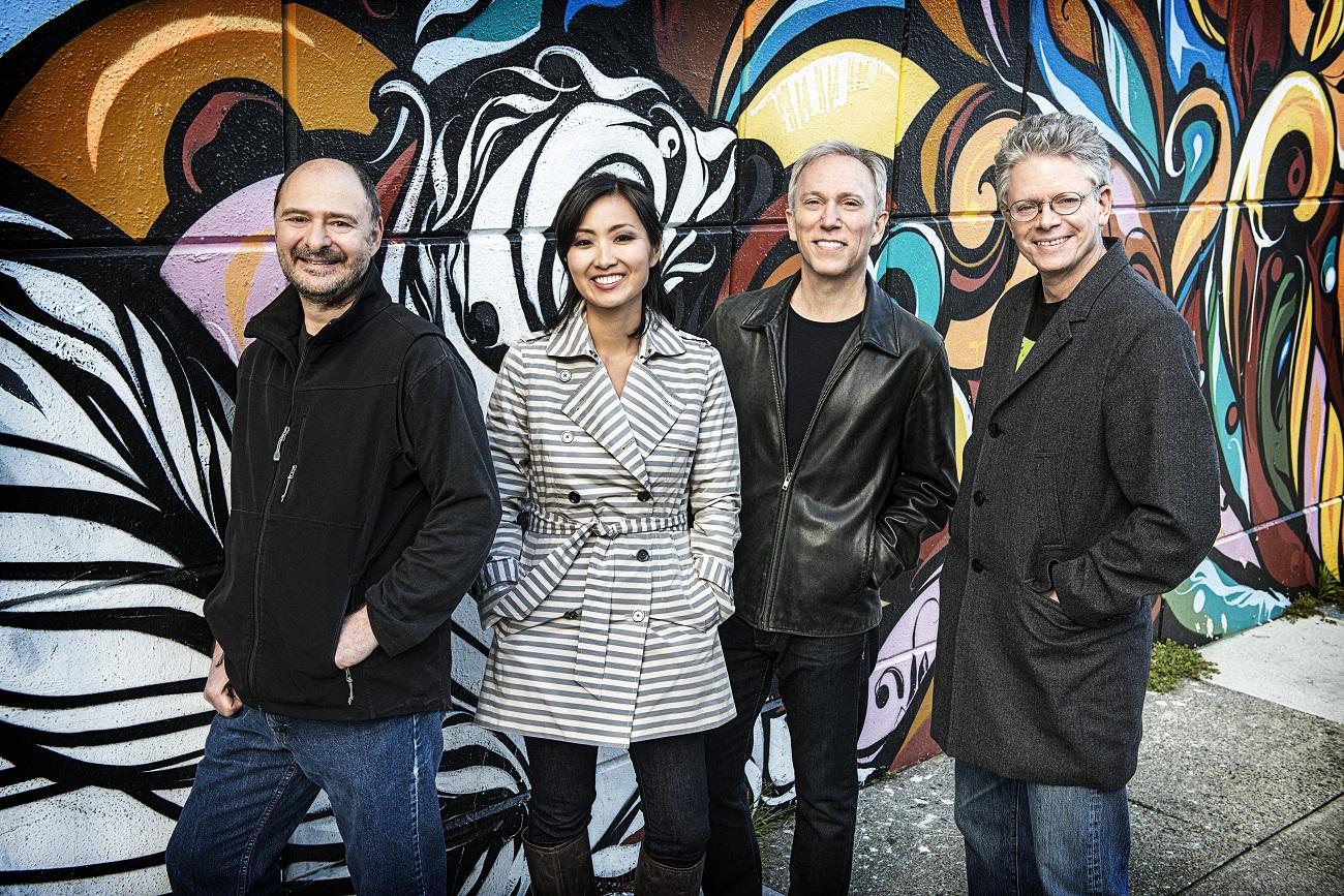 Kronos Quartet na Pohode 2018