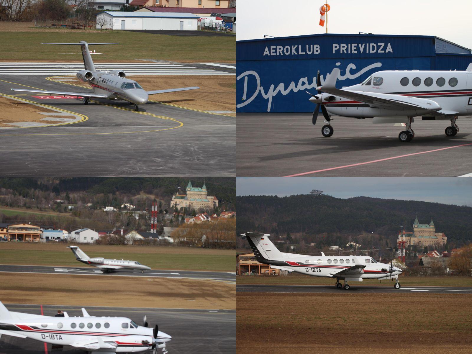 Video: Prievidzské letisko prešlo modernizáciou za približne 3,1 milióna eur