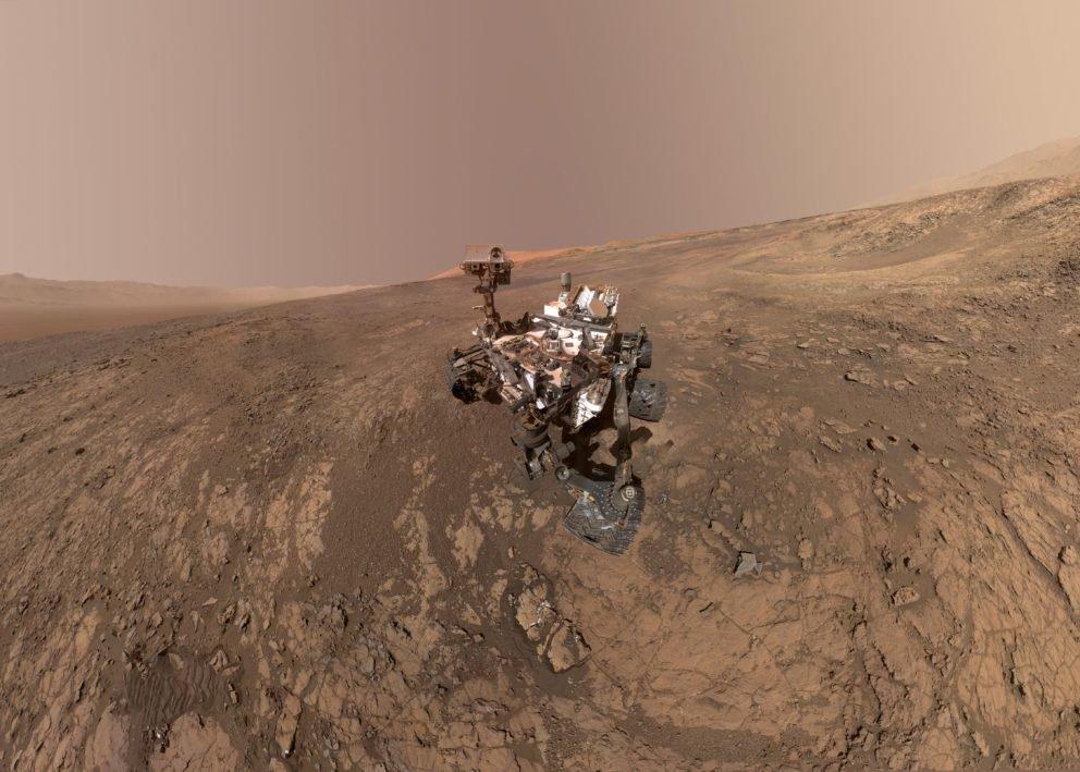 Najnovšie objavy zvyšujú pravdepodobnosť, že na Marse je alebo bol život