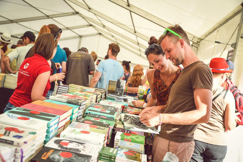 Festival Pohoda poteší aj milovníkov literatúry