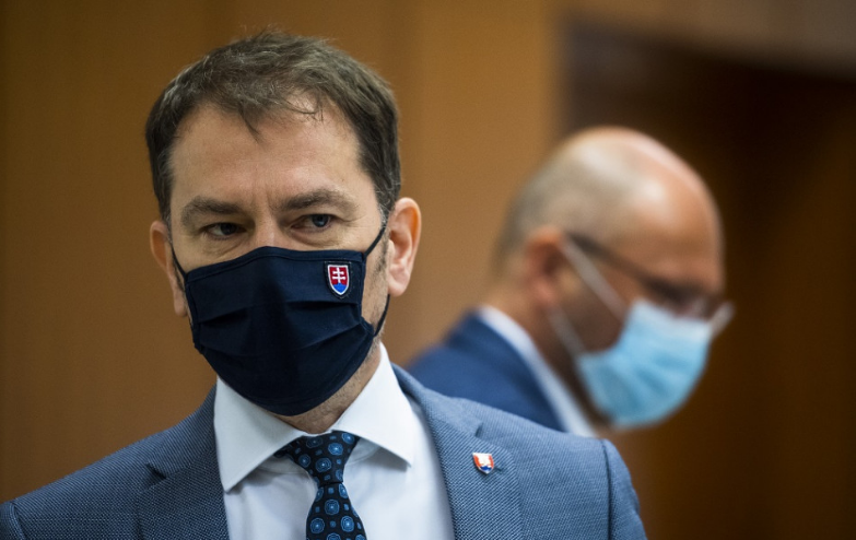 Sulík navrhol Matovičovi, že by prevzal riadenie ministerstva zdravotníctva on sám.