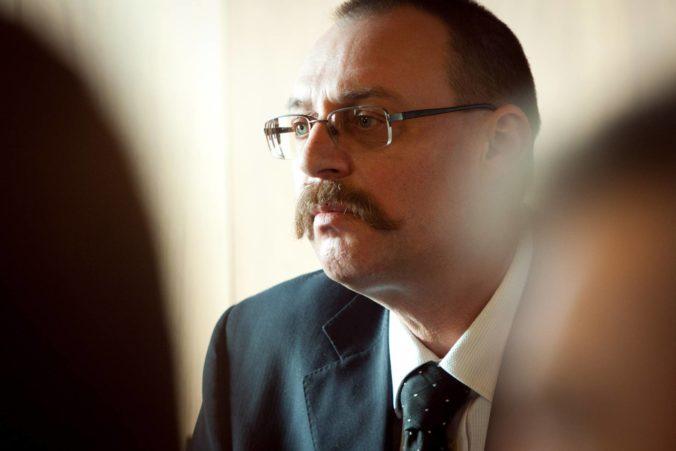 Bývalý generálny prokurátor Dobroslav Trnka. Foto: SITA/Diana Černáková