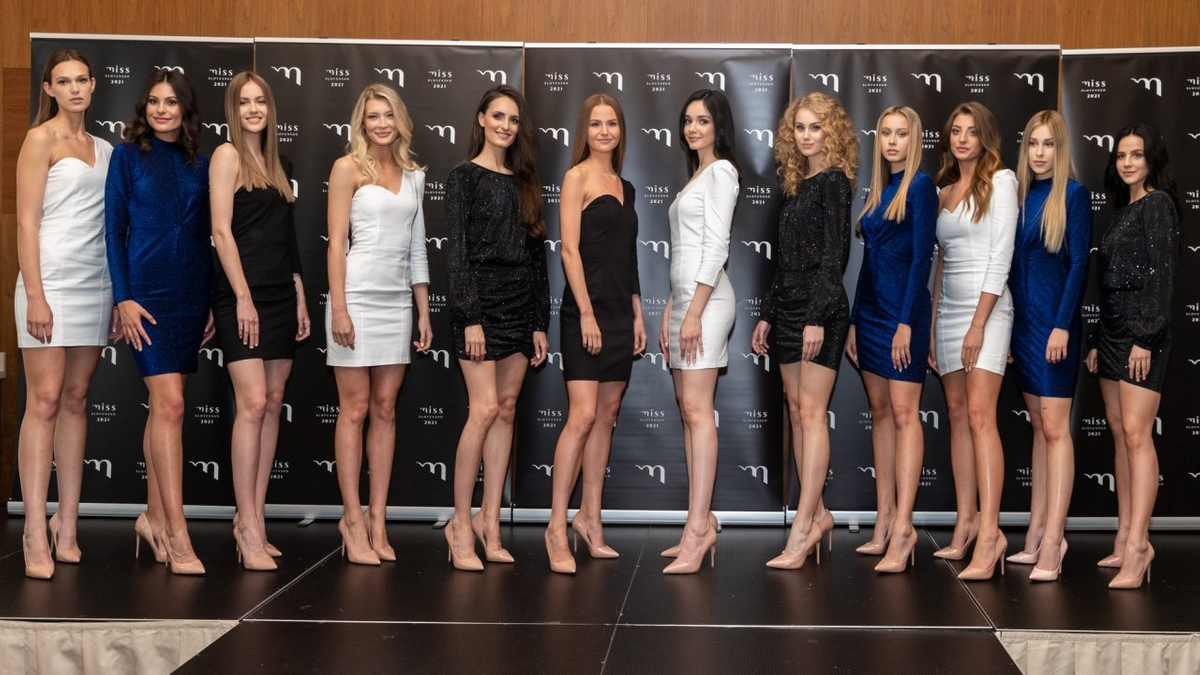 Miss Slovensko 2021: Dvanásť finalistiek 26. ročníka Miss Slovensko pre rok 2021