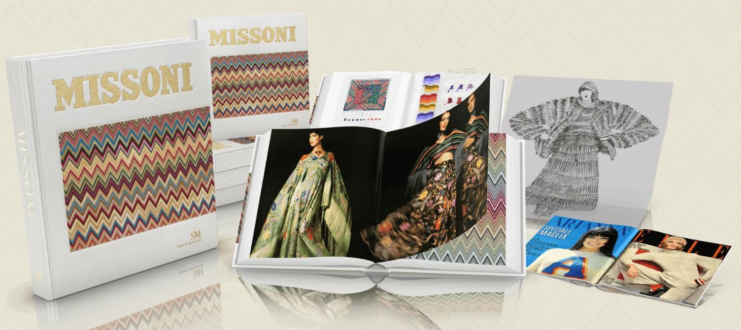 MISSONI. Exkluzívna publikácia pre milovníkov módy