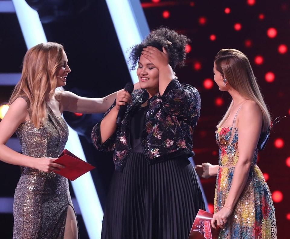 víťazkou tretej série The Voice Česko Slovensko sa stala talentovaná Annamária d'Almeida!