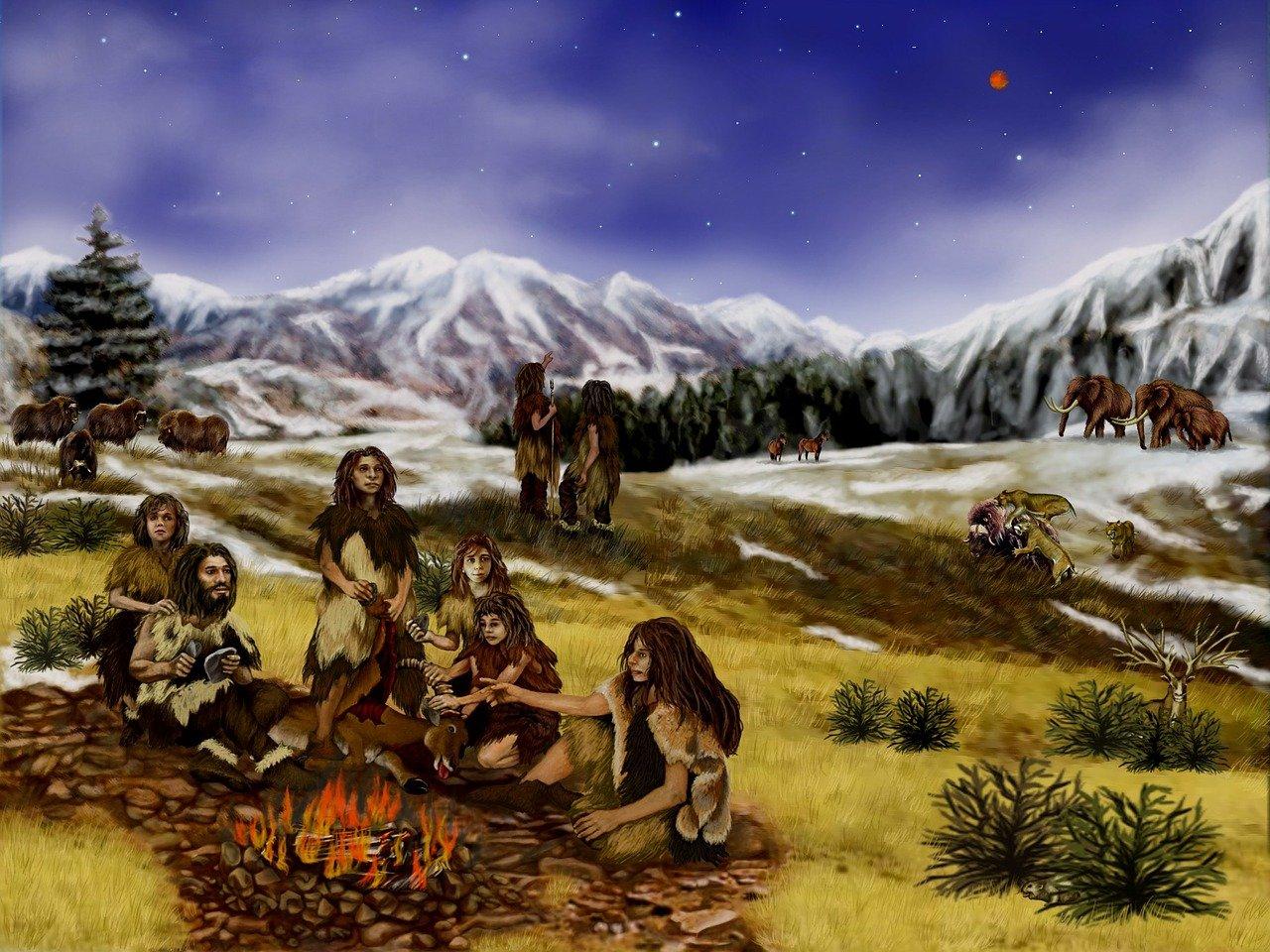 Za to, ako si naše telo poradí s COVID-19, môžu aj gény od neandertálcov