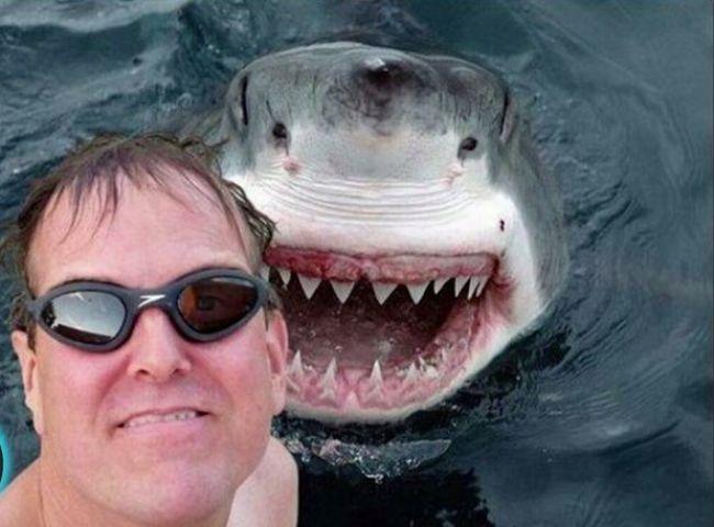 25 najnebezpečnejších selfies všetkých čias!