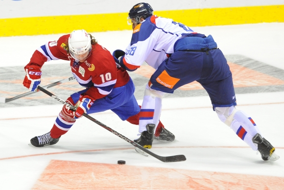 Program zápasov na MS v hokeji 2013