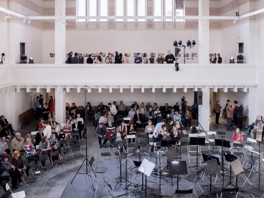 Novej synagógy v Žiline
