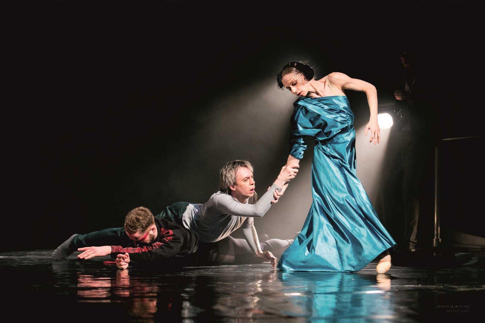 V košickom divadle ožije v novom balete príbeh Rudolfa Nurejeva