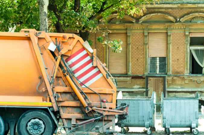 Slovenské domácnosti aj napriek karanténe produkujú viac odpadu, jeho odvoz by mal byť prioritou
