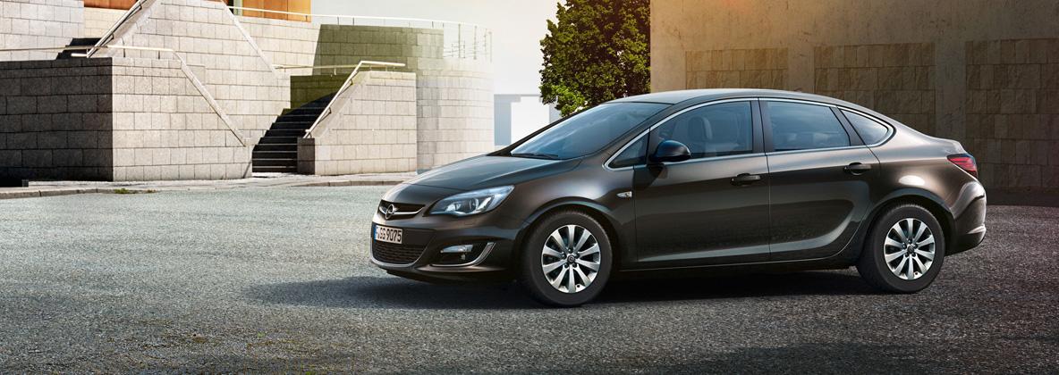 Opel Astra vie byť ostrá.