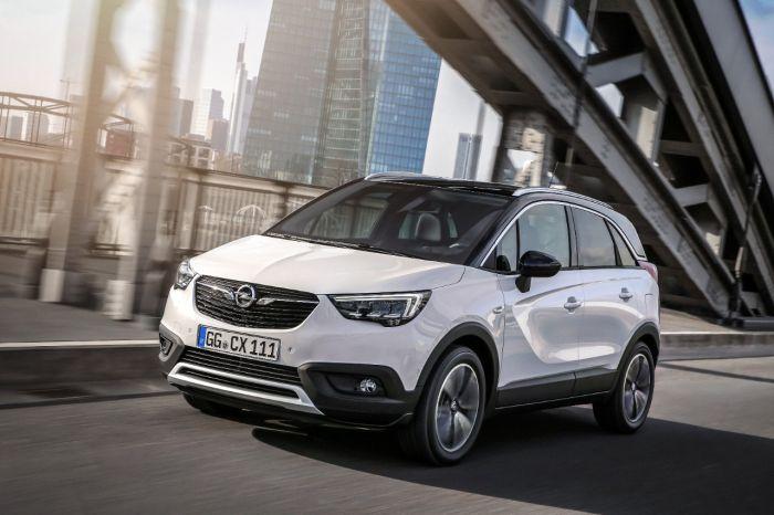 Na dovolenku s Opel Crossland