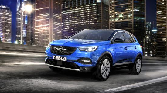 Opel má prvý hybrid – je ním Opel Grandland X!