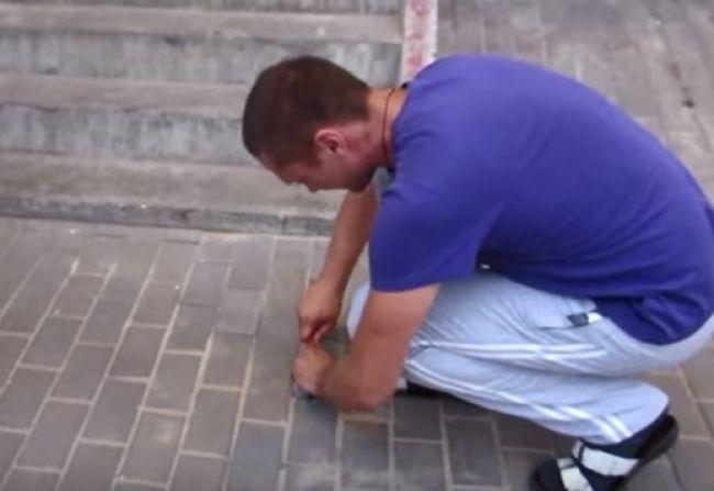 Muž našiel počas prechádzky nezvyčajný nález