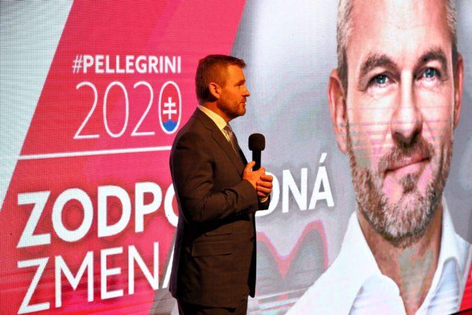 Peter Pellegrini predstaví názov svojej novej strany